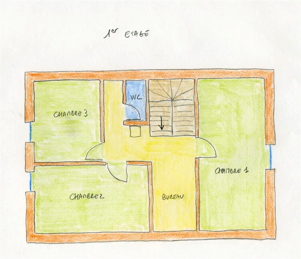 Plan maison 100m2 1 tage images - Plan maison r 1 100m2 ...