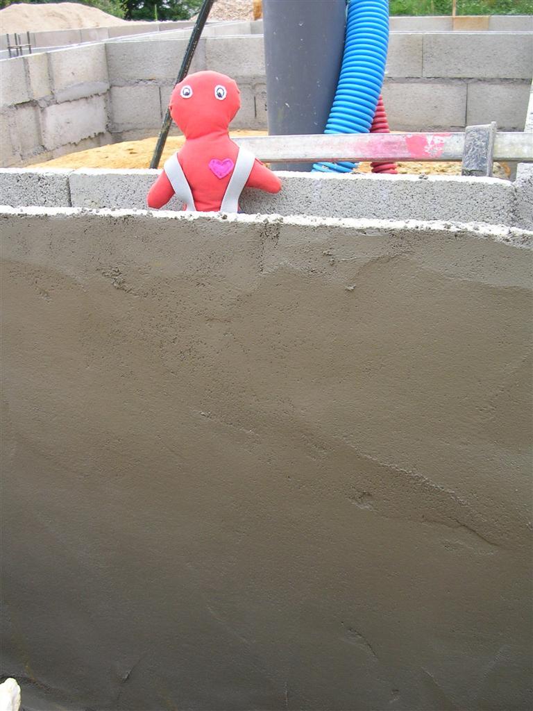 Enduit hydrofuge maison poyaudine for Hydrofuge mur exterieur