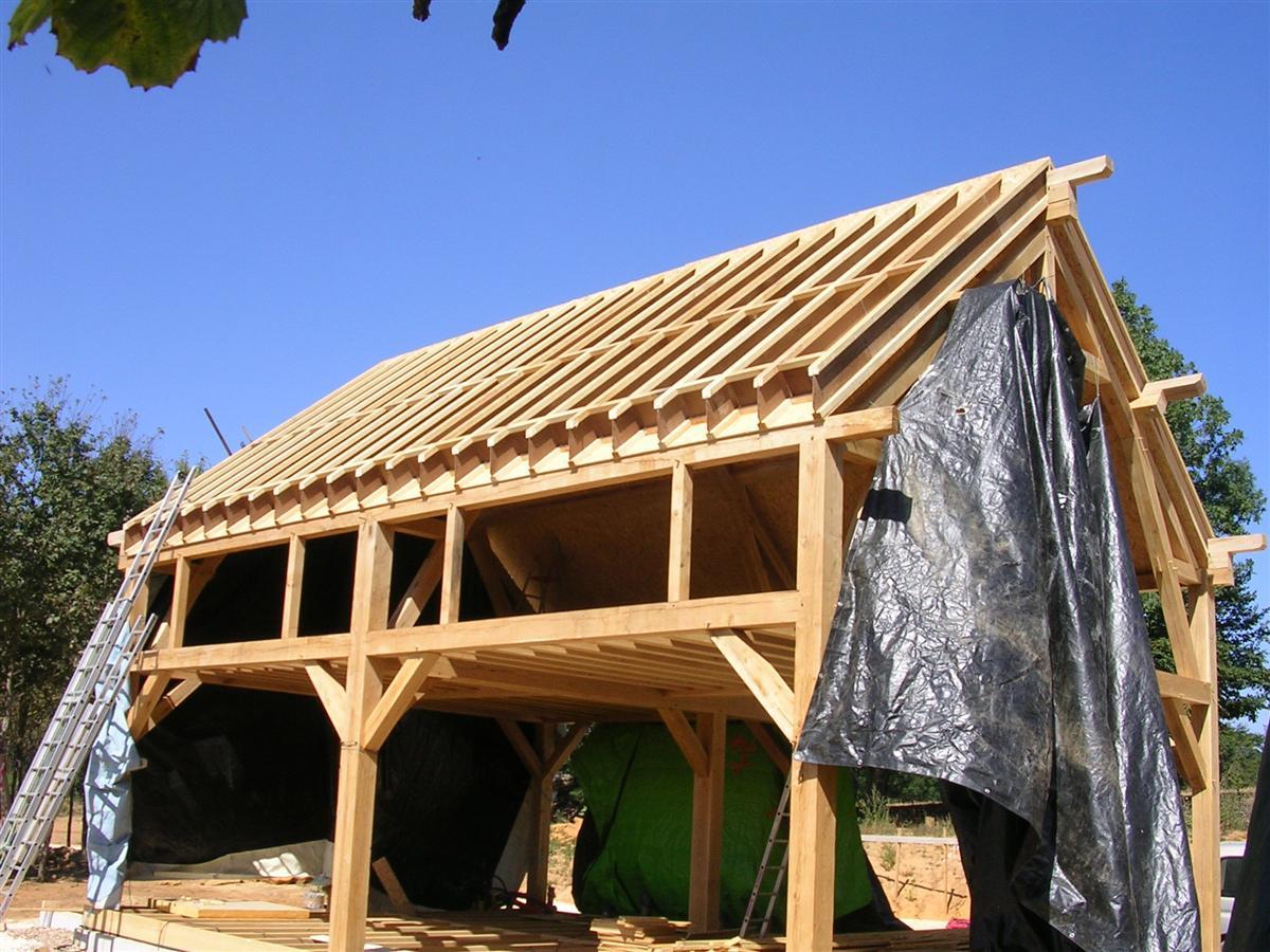 Isolation int gr e en toiture maison poyaudine for Plan de perron exterieur