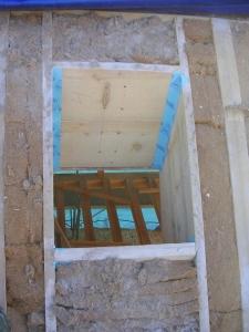 Isolation de la réduction de chevêtre