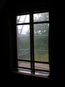Fenêtres improvisées