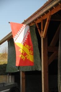 Les Alsaciens ont planté le drapeau